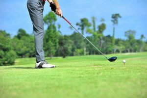 The golf swing is the same whether you are putting or hitting a driver, it is all one golf swing.